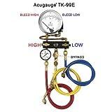 Acugauge® TK99E Backflow Test Kit 5-Valve
