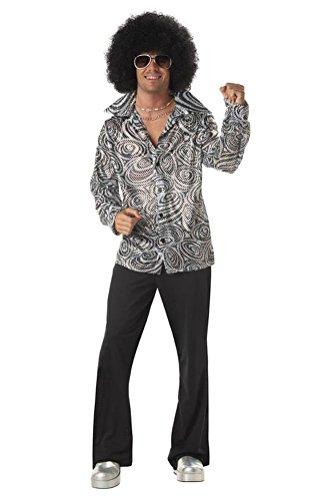 POPLi (Disco Afro Wig In Black)