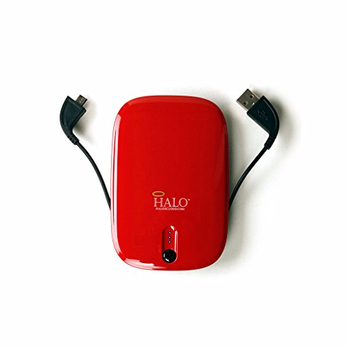 Halo Pocket Power 5500 Portable Power (Red)