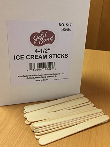 Gold Bond 517 Ice Cream Sticks by Gold Bond (Image #1)