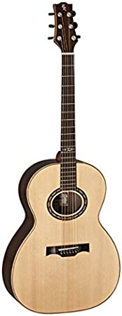 Baton Rouge guitarra barítono 112866 masiva con tapa de abeto ...