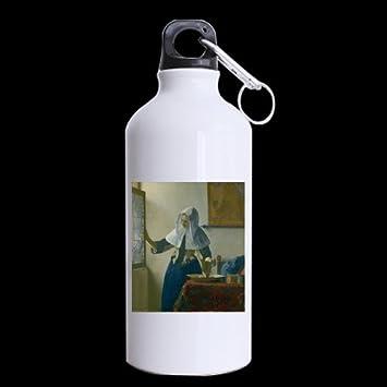 Cumpleaños Regalos Vermeer mujer joven con una jarra de agua ...