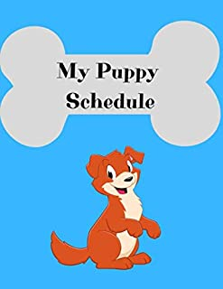 A new puppy in the family is a happy and chaotic time. Every puppy has their own schedule and the process of finding that schedule is what makes it chaotic. My Puppy Schedule is an organized way of finding out your puppy's schedule. Keep track of wha...