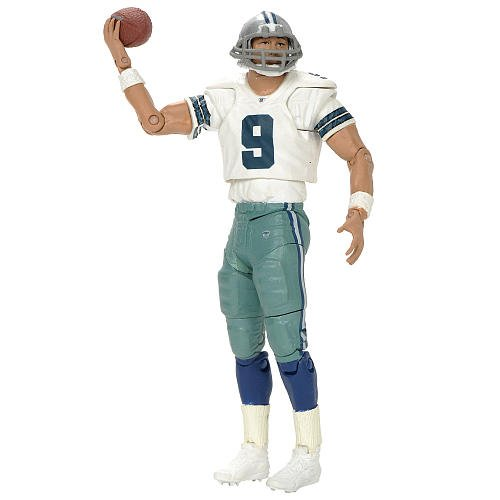 NFL Dallas Cowboys McFarlane 2011 Playmakers Series 2 Extended Edition Tony Romo Action Figure