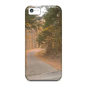 NadaAlarjane ; Saturday Morning Cruzin ; Durable Iphone 5c Tpu Flexible Soft Case