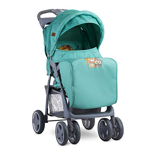 Sonnendach Fu/ßabdeckung Farbe:beige Lorelli Kinderwagen Buggy Foxy Lehne verstellbar