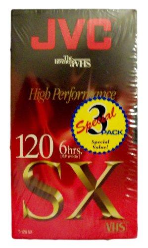 jvc-120-sx-high-performance-3-pack-6-hrs-ep-mode-t-120-sxb