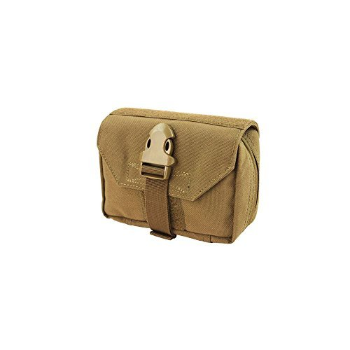 CONDOR Outdoor First Response Medical Pouch - Brown