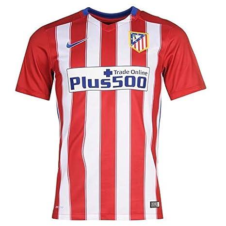 2a824a631ca Nike - Atlético de Madrid 2015 2016 - Official Nike T-Shirt (Customisable)