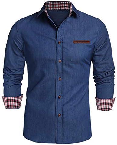 Camisa vaquera hombre _image0