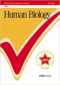 Higher human biology past papers
