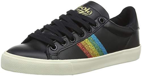 black Black Orchid Rainbow multi Sneaker Bz Gola Donna Glitter gY6qgwX