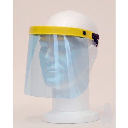 TimberBoss Visière à écran plastique relevable