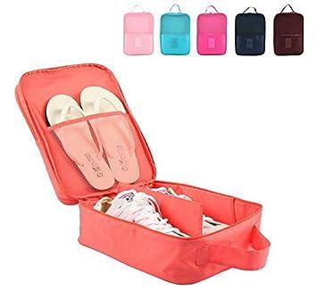 ebuymore nailon bolsa para zapatos de viaje organizador ...