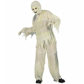 Momia Disfraz infantil Espíritu Gruft Muerte huesos Zombie untoter ...