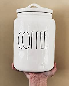 Rae Dunn Coffee Canister By Magenta Kitchen