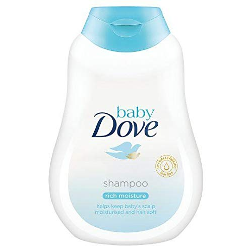 Dove Baby Tear Free Shampoo, Rich Moisture, 6.76 Ounces (Pack of 3)