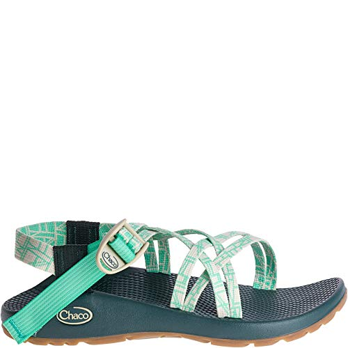 (Chaco Women's ZX1 Classic Sport Sandal, Pep Pine, 10 M US)