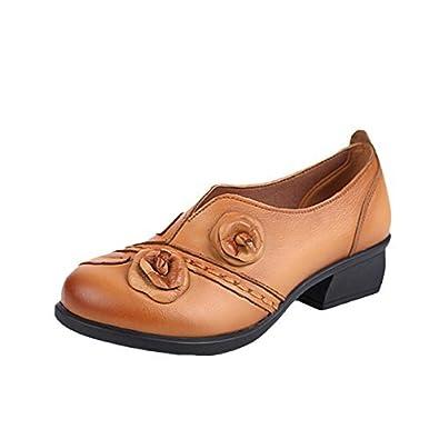 dfcdcf5bcf2 socofy Women s Pumps Shoes