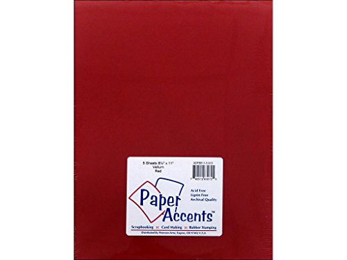 Accent Design Paper Accents ADP8511-5.916 8.5x11