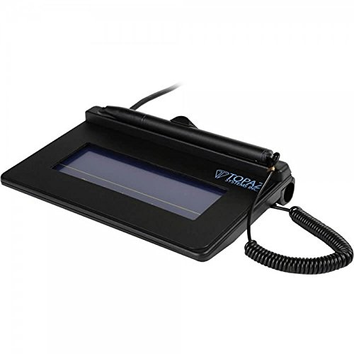 Topaz SigLite T-S460-HSB-R T-S460 Electronic Signature Capture Pad - Topaz Systems T-S460-HSB-R