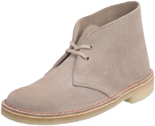 Clarks Desert Boot - Botines Desert para hombre, Amarillo, 35.5