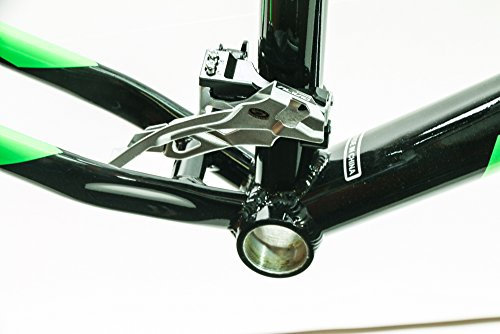 "Fuji Nevada 2.0 23"" / 26"" 6061 Alloy Hardtail MTB Bike Frame Fork + Extras NEW"