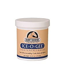 Hawthorne 16oz Ice-O-Gel it aids in the treatment of tendon and ligament problems