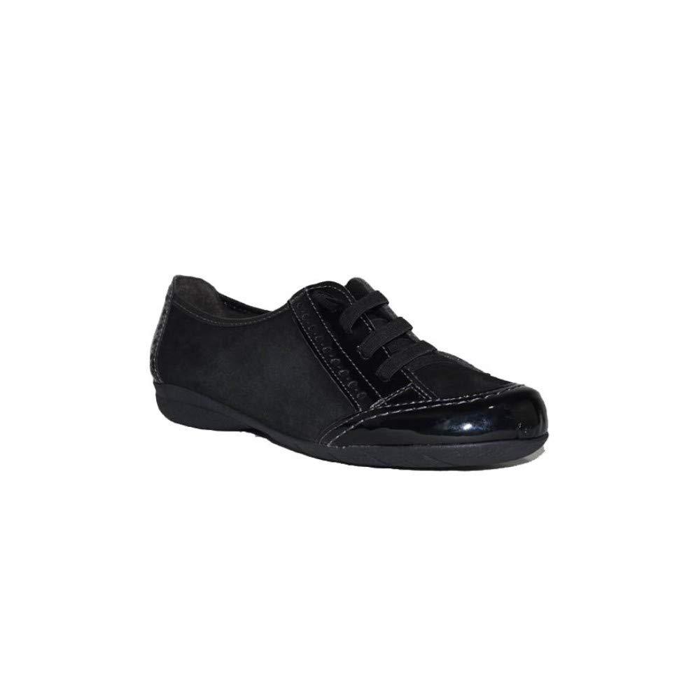 baeef9811aa Digo-Digo - Zapato CERRAJE Cordón 239 Zapatos Cómodos de Mujer Negros Azules  Marrón Casuales Clásicos  Amazon.es  Zapatos y complementos