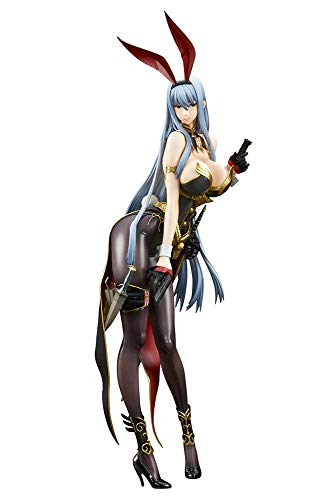 quesQ Valkyria Chronicles: Selvaria Bles Bunny Spy Version 1: 7 Scale PVC Figure