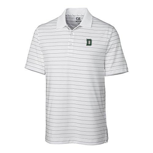 NCAA Dartmouth Big Green  Men's CB Dry Tec Franklin Stripe - Dartmouth Store