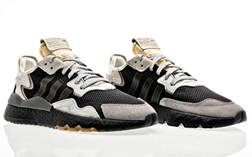 carbon Core Nite Jogger Adidas footwear White Originals 10 Black Pqz4HXw