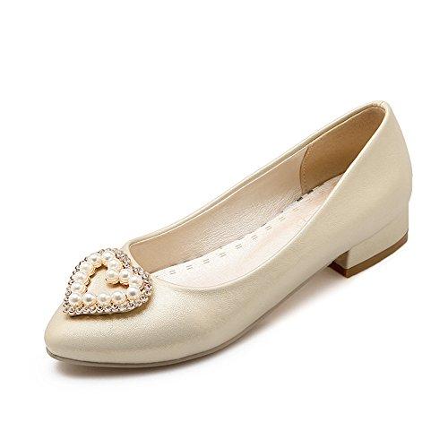 Cabeza coreana ligeros zapatos de mujer en primavera y verano/Zapatos del estudiante/Zapatos de corte bajo/chicas dulce princesa zapatos B