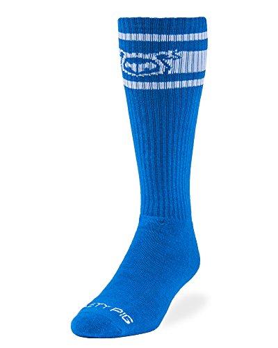 Nasty Pig Hook'd Up Sport Socks 2.0 - Blue