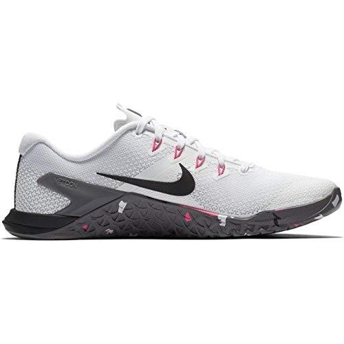 Nike Metcon Wmns 105 Blast Donna Multicolore Running Scarpe Gunsmoke Pink white 4 Black r5rdq