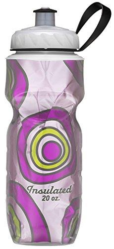 3e26b8b66f Amazon.com : Polar Bottle Insulated Water Bottle (24-Ounce) (Razzle ...