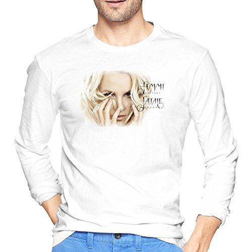 Britney Spears Femme Fatale Long Sleeve