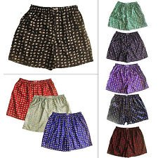 100-thai-silk-boxer-shorts-oriental-dragon-design-pink-color-size-28-30