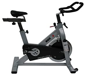 Multisports 500 Commercial Training Exercise Bike Color: Silver