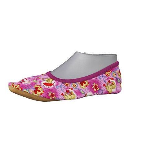 Zapatos morados Beck infantiles r1ytVE