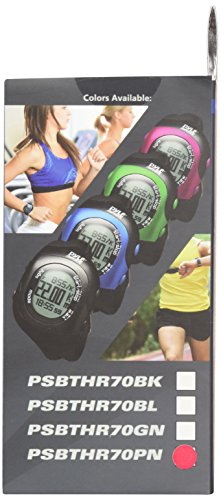 Pyle PSBTHR70PN Monitor de frecuencia Cardiaca Bluetooth, Mujer ...