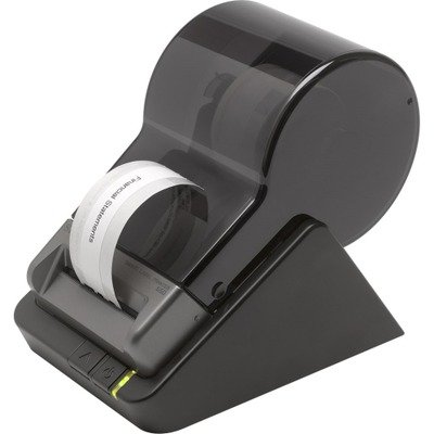 2RC2086 - Seiko SLP-650 Direct Thermal Printer - Monochrome - Portable - Label Print by Seiko