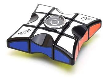 QiYi Püküa Spinner Cube 1x3x3 MoFangGe, Noir: Amazon.es ...