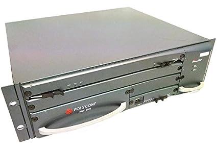 amazon com polycom rmx 2000 multipoint video conference bridge w rh amazon com Polycom RMX Pricing Polycom RMX Training