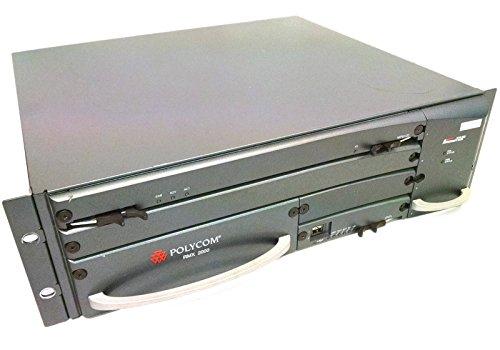Polycom Rmx 2000 Multipoint Video Conference Bridge w/ Mpm+20, Rtm Ip & - Bridge Conference