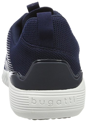 Bugatti Herren 342394016900 Sneaker Blau (Dark Blue)