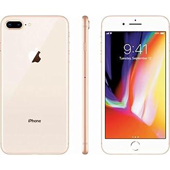 "Apple iPhone 8 Plus 5.5"", 64 GB, Fully Unlocked, Gold"