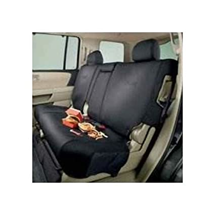 Peachy Amazon Com Gm 84059505 Rear Seat Covers Gmc Acadia Captains Gmtry Best Dining Table And Chair Ideas Images Gmtryco