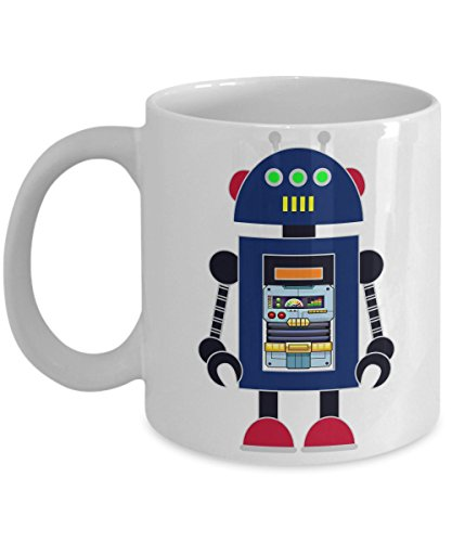 Female Bumblebee Transformer Costume (Robot Costume Halloween Coffee Mug (15oz))