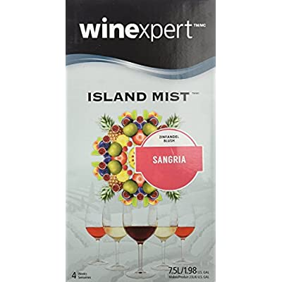 Sangria Zinfandel (Island Mist) by Midwest Homebrewing and Winemaking Supplies
